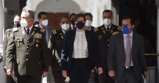 Asamblea Nacional de Ecuador destituye a María Paula Romo / Foto: EFE