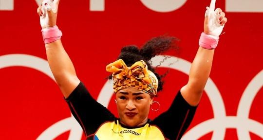 Tokio 2020, Ecuador logró su mejor participación en la historia de los Juegos Olímpicos / Foto: EFE