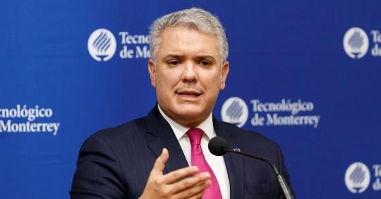 Colombia estudia reabrir la frontera terrestre con Ecuador a partir de noviembre / Foto: EFE