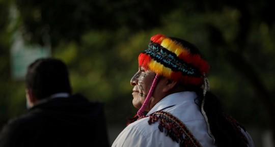 Indígenas de Ecuador y Perú plantean proteger un área del tamaño de Alemania / Foto: EFE