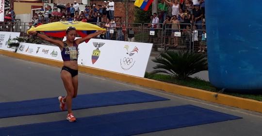 Ecuador tiene a 25 deportistas clasificados a los Juegos Olímpicos de Tokio / Foto: EFE