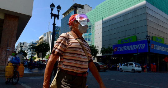 Covid-19: Ecuador supera los 15.000 fallecidos / Foto EFE