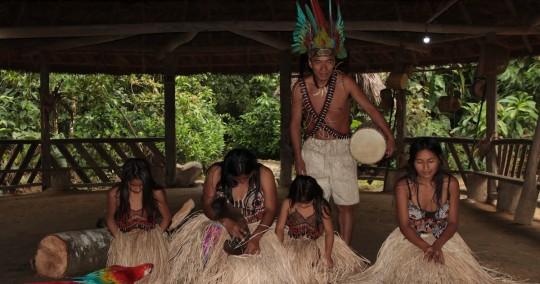 Wayuri exhibe sus tradiciones y danzas / Foto: El Oriente