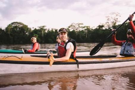 La reserva toma el nombre del río Cuyabeno - Foto: El Universo