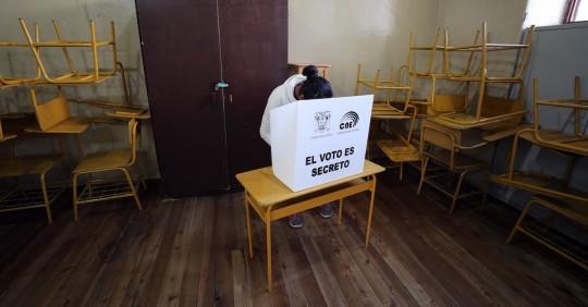 La ONU confía en que el TCE dé respuesta a las quejas de fraude electoral / Foto EFE