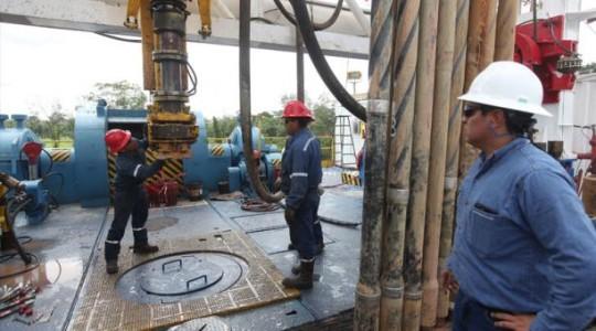 Sacha es una de las tres áreas petroleras más productivas del país. Está a cargo de Petroamazonas. Foto: El Comercio