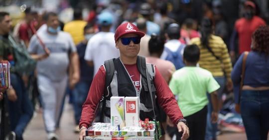 Ecuador reporta 153.289 positivos y 12.387 fallecidos acumulados por covid-19 / Foto: EFE