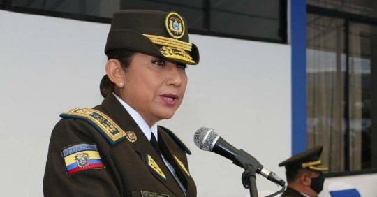 Policía dice que cumplió con su deber tras informe sobre protestas en Ecuador / Foto: EFE