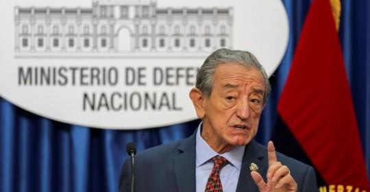 Ecuador aumenta presencia militar en frontera con Perú para vigilar migración / Foto EFE