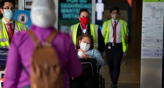 Ecuador tiene nuevos requisitos para pasajeros de arribo internacional / Foto EFE