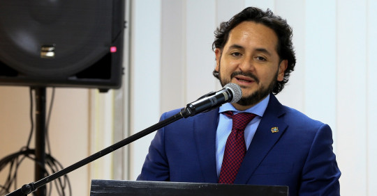 Ecuador instalará cable submarino para mejorar la conexión con Galápagos / Foto: EFE