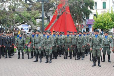 El Grupo Operacional 1 Norte precautela la seguridad fronteriza del ... e885d66492f