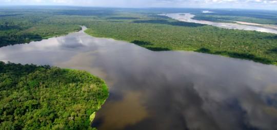 Autoridades seccionales esperan la creación del reglamento de la Ley Amazónica.  Foto: El Telégrafo