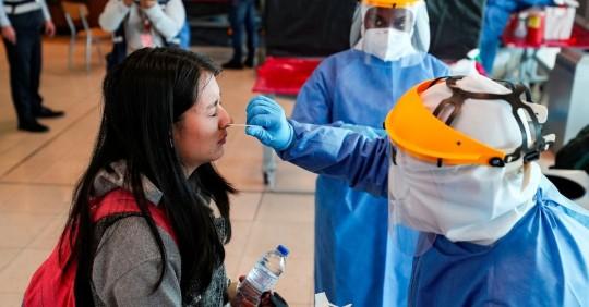 Quito es la ciudad más golpeada por la pandemia con 145.723 contagios/ Foto: EFE
