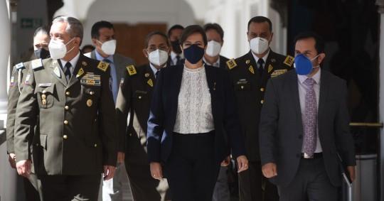 Inicia juicio político contra María Paula Romo / Foto: EFE