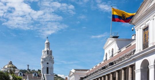 Gobierno de Ecuador rechaza crítica de congresistas demócratas / Foto: Shutterstock