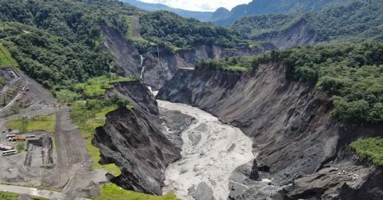 Susceptibilidad de la región Oriente ante deslizamientos / Foto: Shutterstock