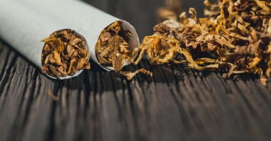 Ocho de cada diez cigarrillos que se comercializan en Ecuador provienen del contrabando. / Foto: Shutterstock