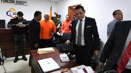 10 años de cárcel es una de las condenas impuestas al exministro Carlos Pareja Yannuzzelli. (Karina Defas)