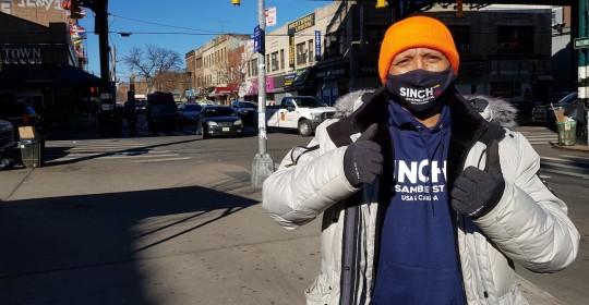 Wálter Sinche, el activista que quiere desbancar a Alianza País y CREO en EE.UU. / Foto EFE
