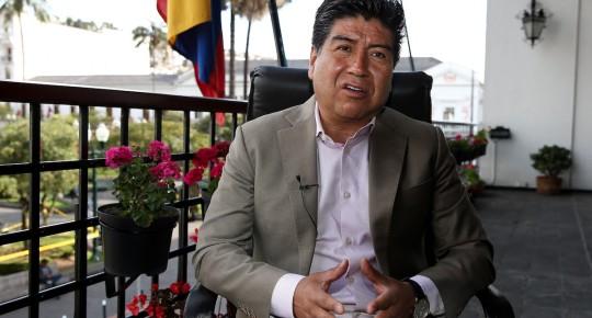 Corte Constitucional admite acción contra Jorge Yunda / Foto: EFE