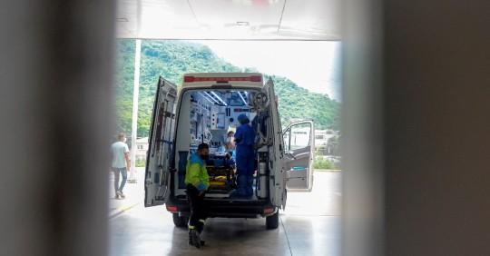 Ecuador suma 1.219 casos de covid-19 en un día y acumula 407.002 contagios / Foto: EFE