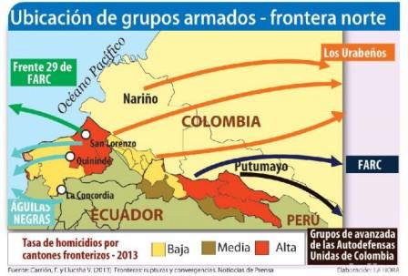 758130df1a9c El Frente 29 de las Fuerzas Armadas Revolucionarias de Colombia (FARC)