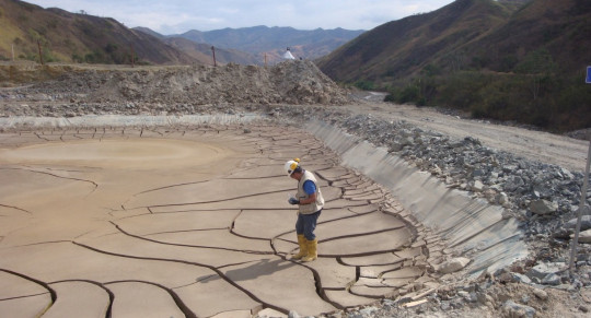La estabilidad química, la clave en la gestión de los relaves mineros / Foto: IIGE
