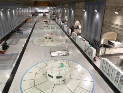 La planta Coca Codo Sinclair, financiada por la compañía china Sinohydro, tiene 7,600 grietas en los ocho distribuidores que inyectan agua en las turbinas debido a la mala calidad de los materiales de construcción y de las soldaduras utilizadas. Foto: Diálogo