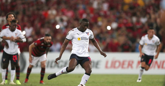 Liga de Quito a un punto de otra final / Foto: EFE