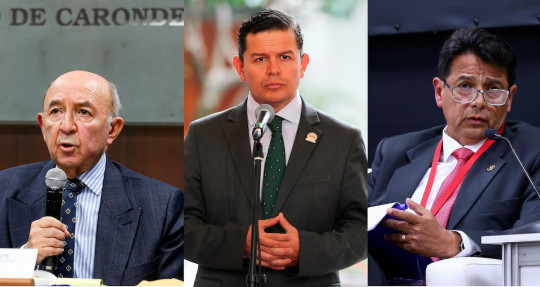 Más de 90 ministros y secretarios han pasado por el Gobierno de Moreno / Foto EFE