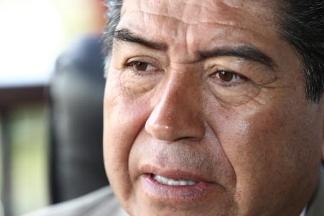 Jorge Yunda deberá llevar grillete por presunto peculado / Foto EFE