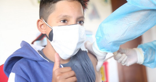 Covid-19: Plan de Vacunación se traslada a los Centros de Salud / Foto: Ministerio de Salud