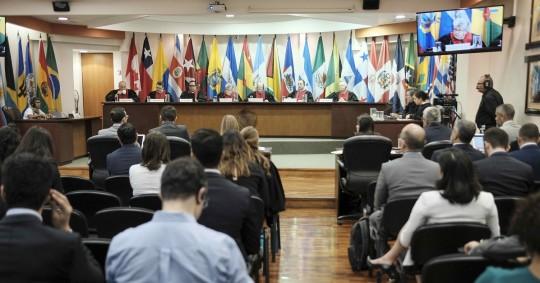 CorteIDH condena a Ecuador por destitución de militar que denunció torturas/ Foto: EFE