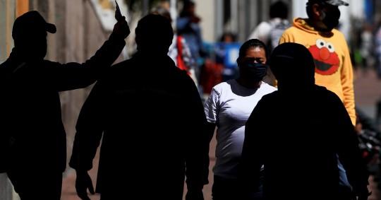 El estado de excepción en Ecuador por la COVID-19 concluye este domingo / Foto: EFE