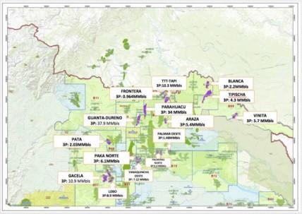 El objetivo de la petrolera estatal es conseguir socios estratégicos para que operen estos campos a través de contratos de prestación de servicios. Foto: El Universo