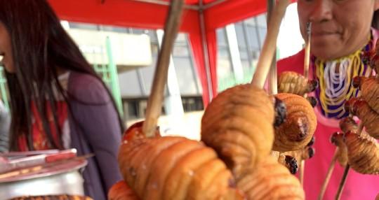 Chontacuro, el gusano de la Amazonía ecuatoriana / Foto: El Oriente