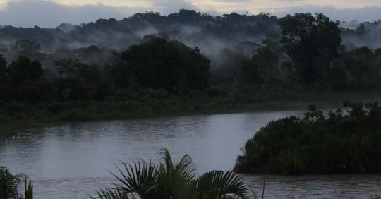 Ecuador celebra el Día Mundial del Agua en medio de la pandemia / Foto: El Oriente