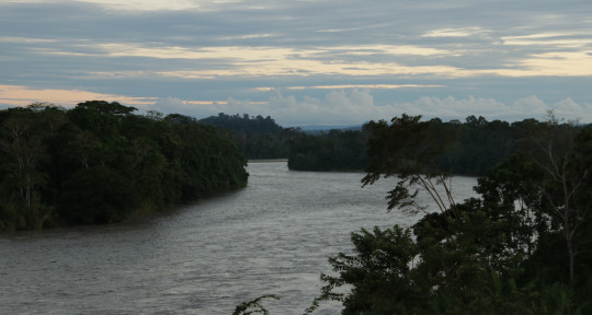 """Indígenas recogen """"El grito de la selva"""" para defender la vida de la Amazonía / Foto: El Oriente"""
