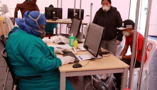 La atención médica se satura en el hospital del IESS en el surRené Fraga