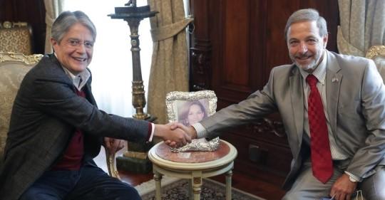 Ecuador acude a Israel para cooperación en emprendimiento e innovación / Foto: EFE
