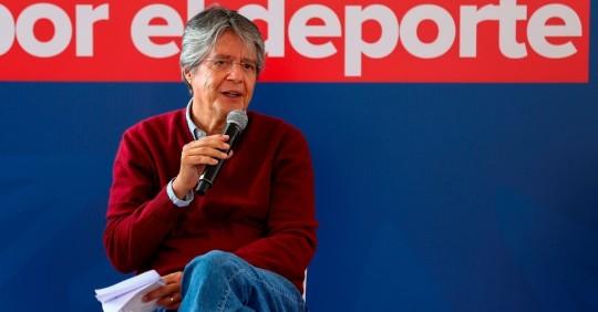 Guillermo Lasso dialogará con la ciudadanía por redes sociales/ Foto: EFE