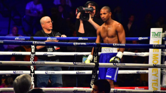 Carlos Góngora tuvo su última pelea profesional el 31 de enero en Estados Unidos. - Foto: Cortesía.