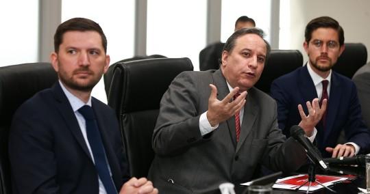 Ecuador y el FMI llegan a un acuerdo técnico que desbloquea otros recursos / Foto: EFE