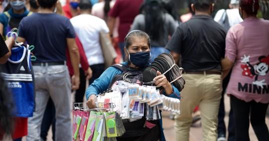 Ecuador alcanza los 186.436 casos de Covid-19 / Foto: EFE