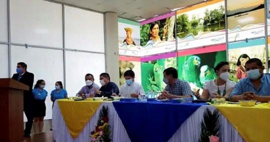 Habitantes de Sucumbíos solicitan mejorar la distribución del fondo común / Foto: cortesía Asamblea Nacional