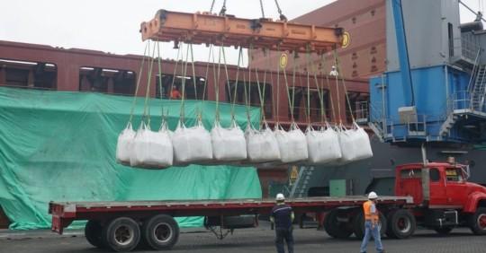 Productos mineros están en cuarta posición entre las exportaciones de Ecuador/ Foto: cortesía Ministerio de Energía