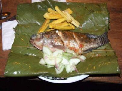 Ahora se ponen variedad de ingredientes en el ayampaco y el maito. Foto: La Hora