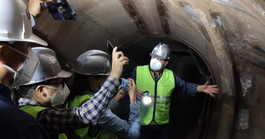 La hidroeléctrica fue construida a un costo de $ 2.300 millones durante el gobierno del expresidente Rafael Correa / Foto: CELEC
