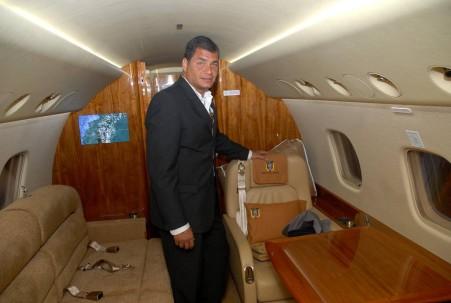 Rafael Correa tiene 25 indagaciones previas abiertas - Foto: El Universo